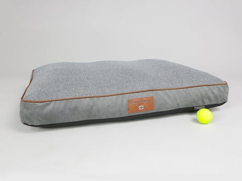 Axford Dog Mattress - Graphite / Cloudburst, Large