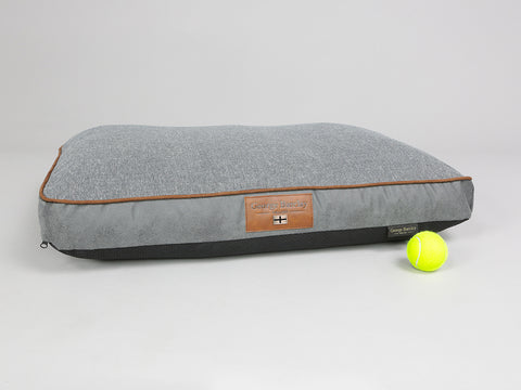 Axford Mattress Bed - Graphite / Cloudburst, Medium - 80 x 60 x 8cm