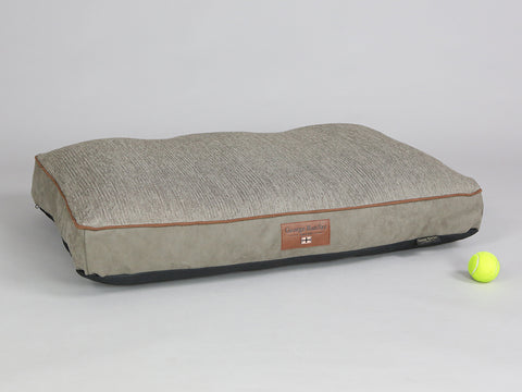 Exbury Dog Mattress - Caribou, Large