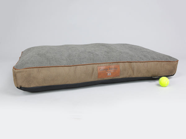 Monxton Mattress Bed - Cocoa / Deep Bronze, X-Large - 120 x 80 x 12cm