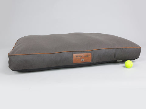 Hursley Mattress Bed - Chocolate / Chestnut, X-Large - 120 x 80 x 12cm