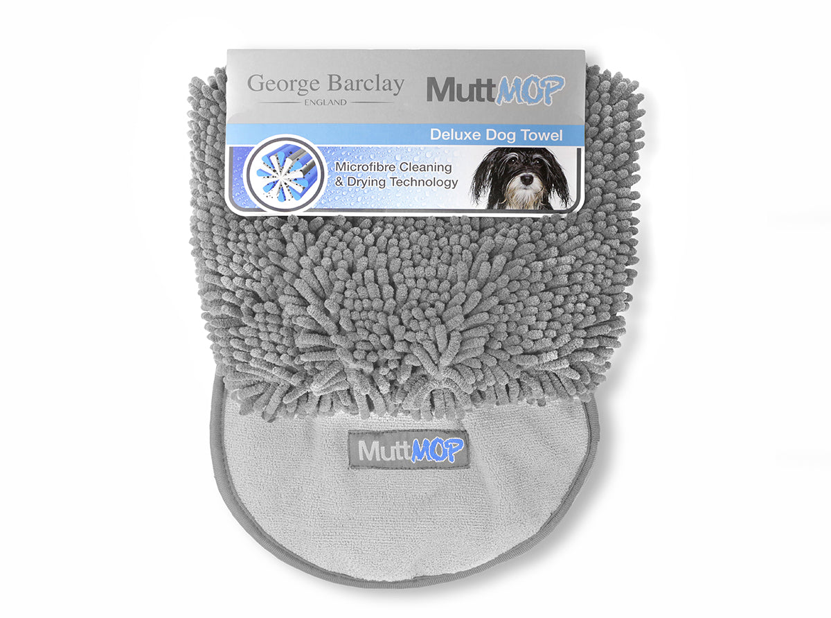MuttMOP® Deluxe Dog Towel
