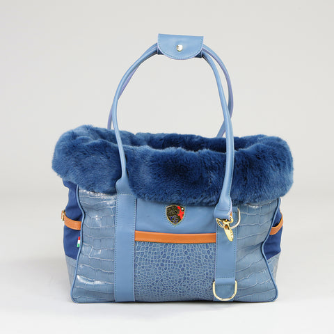 Holmsley Pet Carrier – Regal Blue