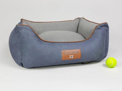 Monxton Orthopaedic Box Bed - Twilight / Ash, Small - 60 x 50 x 27cm