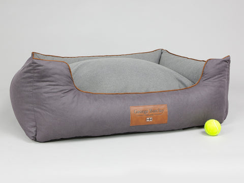 Hursley Orthopaedic Box Bed - Vineyard / Ash, Large - 90 x 70 x 33cm