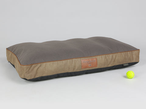 Ashurst Dog Mattress - Chestnut, X-Large