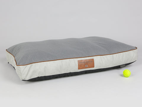 Ashurst Mattress Bed - Ash, X-Large - 120 x 80 x 12cm