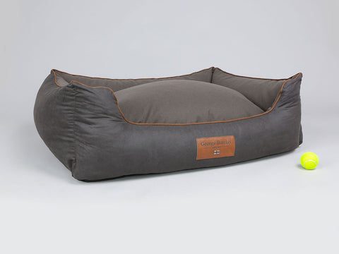 Hursley Orthopaedic Box Bed - Chocolate / Chestnut, X-Large - 105 x 80 x 36cm