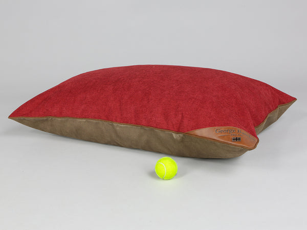 Ashurst Orthopaedic Pillow Bed - Cherry, Large - 100 x 70cm