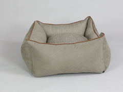Exbury Orthopaedic Walled Dog Bed - Caribou, Medium