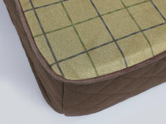 Country Dog Mattress - Chestnut Brown, Large