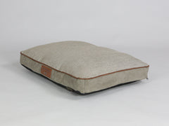 Exbury Dog Mattress - Caribou, Medium