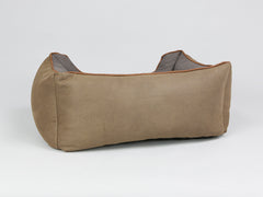 Monxton Box Bed -  Cocoa / Chestnut, Small - 60 x 50 x 27cm