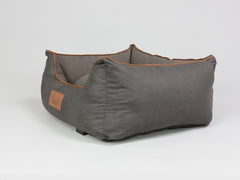 Hursley Orthopaedic Box Bed - Chocolate / Chestnut, Small - 60 x 50 x 27cm