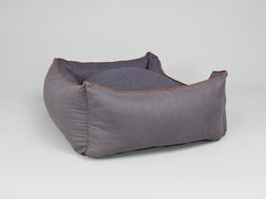 Hursley Orthopaedic Box Bed - Vineyard / Violet, Large - 90 x 70 x 33cm