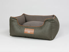 Beauworth Box Bed - Coffee Bean, Small - 60 x 50 x 27cm