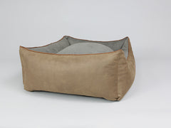 Monxton Box Bed - Cocoa / Deep Bronze, Large - 90 x 70 x 33cm