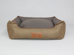 Monxton Box Bed - Cocoa / Chestnut, Large - 90 x 70 x 33cm