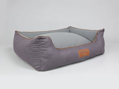 Hursley Orthopaedic Box Bed - Vineyard / Ash, X-Large - 105 x 80 x 36cm
