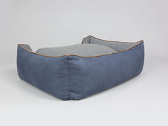 Monxton Orthopaedic Box Bed - Twilight / Ash, X-Large - 105 x 80 x 36cm