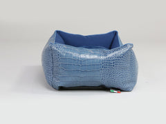 Holmsley Box Bed – Regal Blue, X-Small - 50 x 40 x 16cm