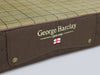 Country Mattress Bed - Chestnut Brown, Large - 100 x 70 x 10cm