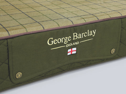 Country Dog Mattress - Olive Green, XX-Large