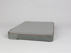 Beckley Dog Mattress - Pewter / Ash, Large
