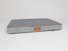 Selbourne Mattress Bed - Fossil / Charcoal, Large - 100 x 70 x 10cm