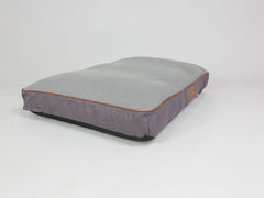 Hursley Mattress Bed - Vineyard / Ash, Large - 100 x 70 x 10cm