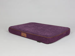 Exbury Mattress Bed - Deluxe Edition - Blackberry, Large - 100 x 70 x 10cm
