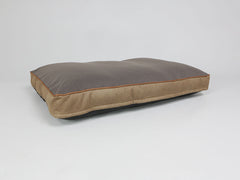 Monxton Mattress Bed - Cocoa / Chestnut, Large - 100 x 70 x 10cm