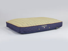 Country Dog Mattress - Midnight Blue, Large