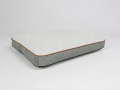 Selbourne Mattress Bed - Pewter / Glacier, Medium - 80 x 60 x 8cm