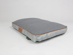 Selbourne Mattress Bed - Fossil / Charcoal, Medium - 80 x 60 x 8cm