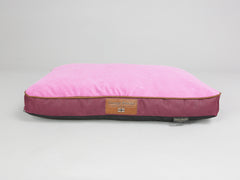 Selbourne Mattress Bed - Grape / Fuchsia, Medium - 80 x 60 x 8cm