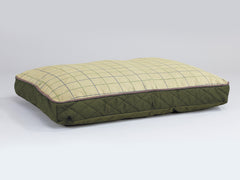 Country Dog Mattress - Olive Green, Medium
