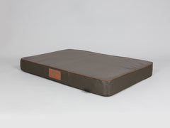 Beckley Dog Mattress - Mahogany / Chestnut, X-Large