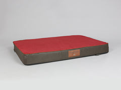 Beckley Dog Mattress - Deluxe Edition - Mahogany / Cherry, X-Large
