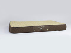 Country Mattress Bed - Chestnut Brown, X-Large - 120 x 80 x 12cm