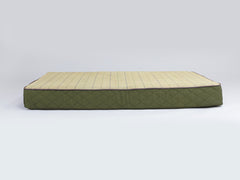 Country Dog Mattress - Olive Green, X-Large