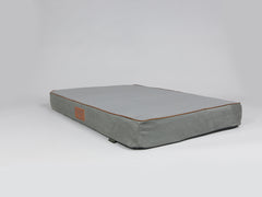 Beckley Mattress Bed - Pewter / Ash, XX-Large - 135 x 90 x 15cm