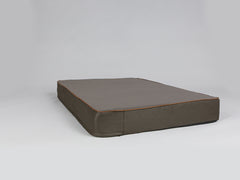 Beckley Mattress Bed - Mahogany / Chestnut, XX-Large - 135 x 90 x 15cm