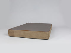 Ashurst Mattress Bed - Chestnut, XX-Large - 135 x 90 x 15cm