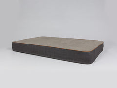 Hyde Dog Mattress - Espresso / Latte, XX-Large