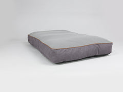 Hursley Mattress Bed - Vineyard / Ash, XX-Large - 135 x 90 x 15cm