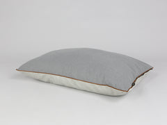 Ashurst Orthopaedic Pillow Pet Bed - Ash, Large