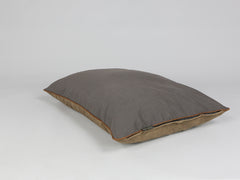 Ashurst Orthopaedic Pillow Pet Bed - Chestnut, Large
