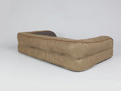 Ashurst Dog Sofa Bed - Chestnut, Large