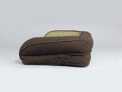 Country Dog Sofa Bed - Chestnut Brown, Large